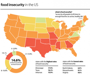 Food Insecurity in the US